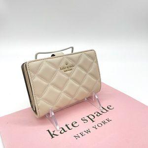 Kate Spade Natalia Medium Compact Bifold W…
